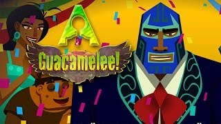 Analog Reviews: Guacamelee Gold Edition