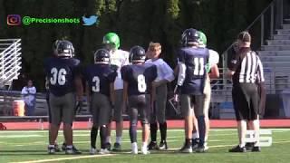 Cascade Cougars vs. Pacific Vikings Week 1 Middle School 2019