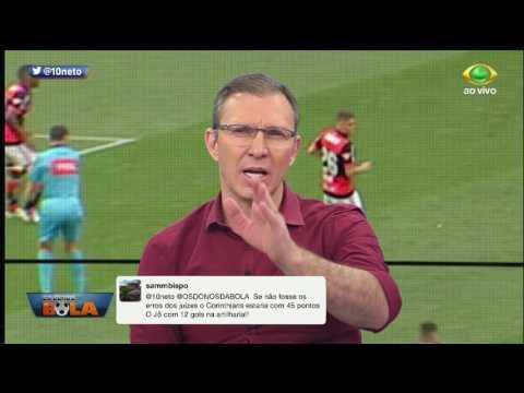Velloso: Corinthians Vai Ser Campeão Brasileiro