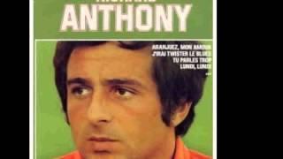 "Richard Anthony ""La bulle de savon"""