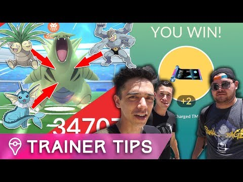 BEST RAID BOSS COUNTERS IN POKÉMON GO ✦ HOW TO BEAT EVERY RAID BOSS IN POKÉMON GO