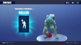 The best timing in FORTNITE BATTLE ROYAL, NEW EMOTE