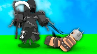 I became the GRIM REAPER in Roblox Bedwars..