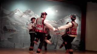 Barvinok Dance Ensemble Hutsul and Arkan Dance