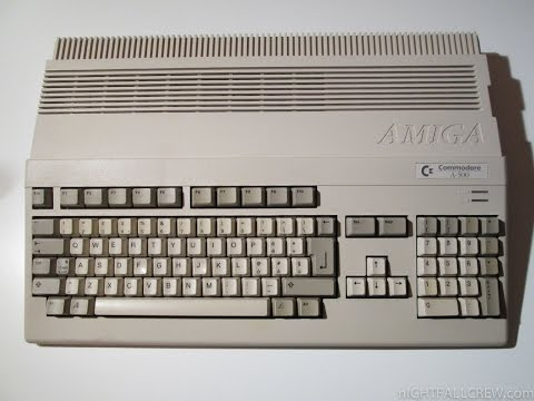 All Commodore Amiga Games - Every Amiga Game In One Video