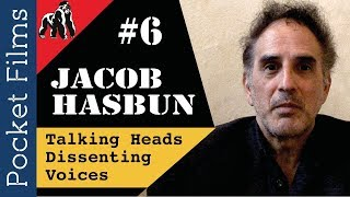 Talking Heads, Dissenting Voices #6 Jacob Hasbun