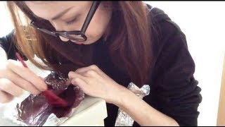 Repeat youtube video ブリーチせずにセルフグラデーションカラーができるか検証 DIY ombre hair