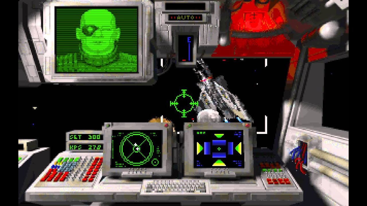 Wing Commander Privateer Pc Dos 1993 Origin Systems Youtube