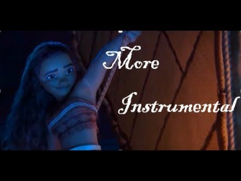 Moana: More (reprise) Instrumental