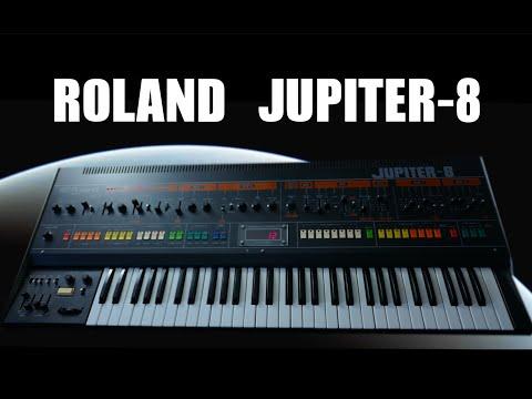 Roland Jupiter 8, the greatest polysynth ever?