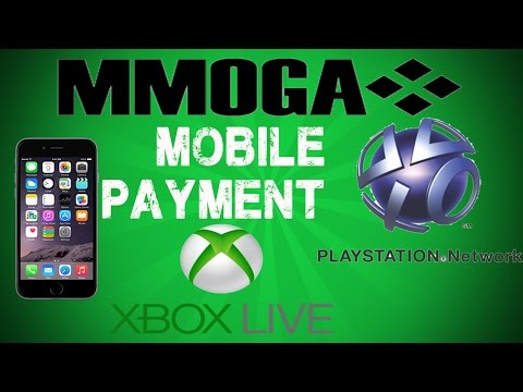 How To Pay For Xbox Live Membership Using Mobile Credit | MMoga |