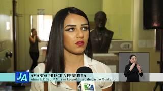 Jornal Acontece- Plantão Tira Dúvidas do Parlamento Jovem