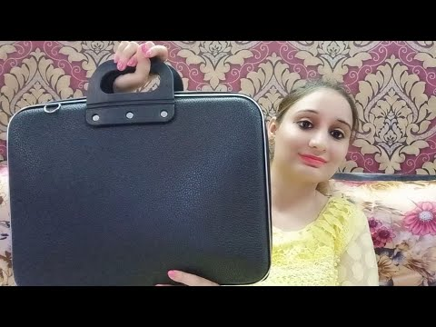 #Amazon best selling laptop bag review 15.6 inch