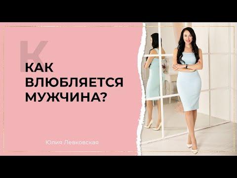 Как влюбляется мужчина?   Юлия Левковская