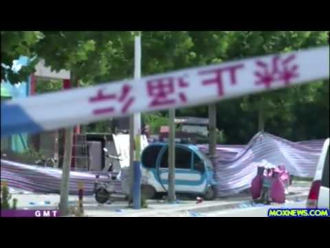 Chinese Police Say Suspect Under Arrest In Deadly Kindergarten Bombing