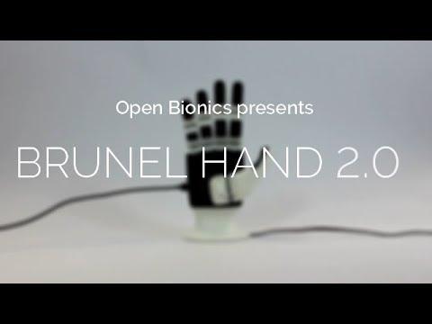Brunel Hand 2 0 — Open Bionics