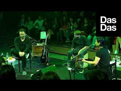 Şakalı Akustik - Harun Tekin & Koray Candemir & Cem Yılmaz (DasDas Sahne)