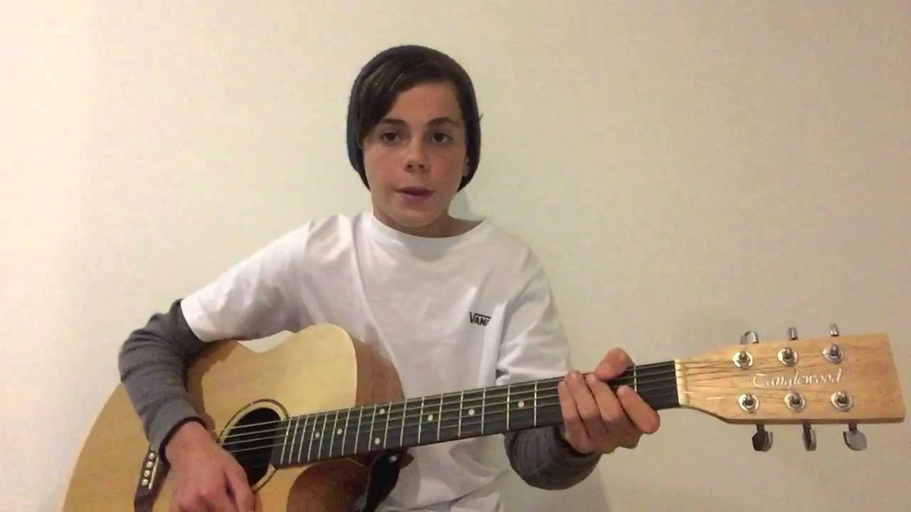 Eli Hughes Cover Of Ed Sheeran\'s Nina - YouTube