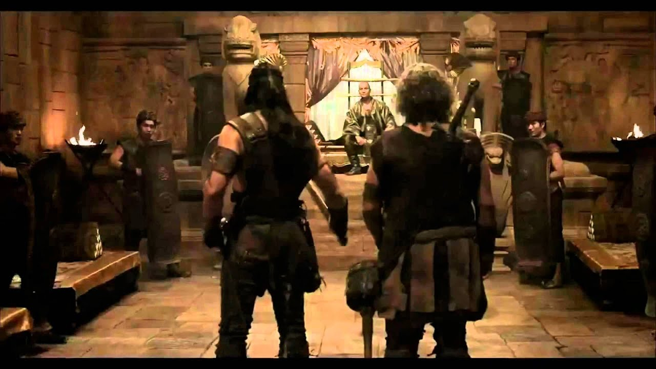 The Scorpion King 3: Battle for Redemption Trailer [HQ]