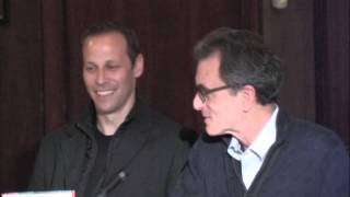 L.A. Crime Writers Gregg Hurwitz and Miles Corwin are joined by Actor Kevin Dobson