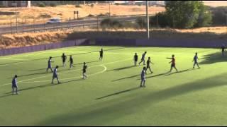 20120822 Esperanza vs Real Valladolid U-13(エスペランサ・スペイン研修)
