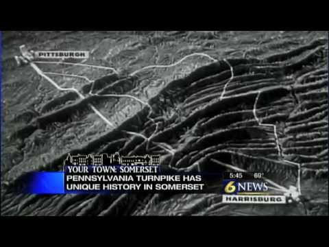 History of the Pennsylvania Turnpike in Somerset County