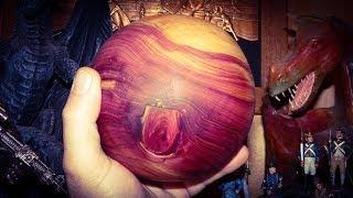 Woodturning Jupiter
