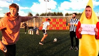 *GIANT* CHRISTMAS FORFEIT FOOTBALL CHALLENGE