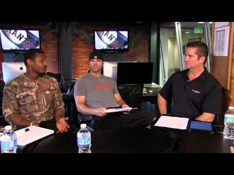 MASN chat with Chris Davis and Adam Jones (1/3)