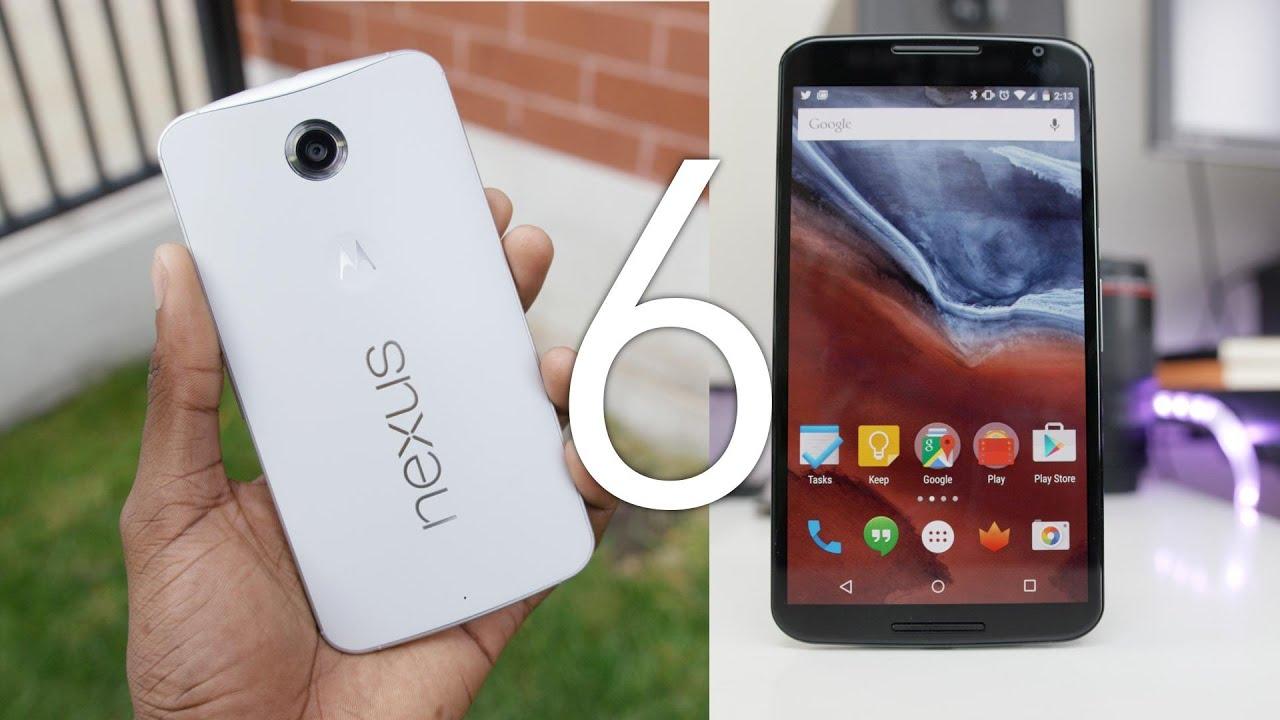 Google Nexus 6 Review!