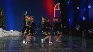 """Բերդ """"Ղարիբյան քաղաքի """" պարային ստուդիա  14.12.2019"""