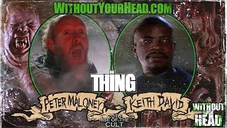 Keith David of John Carpenter's The Thing interview