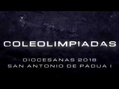 COLEOLIMPIADAS DIOCESANAS 2018