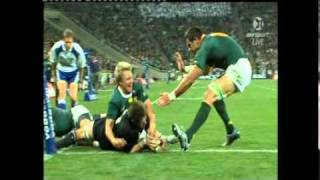 all blacks vs south africa 21 08 2010 tri nations rugby highlights