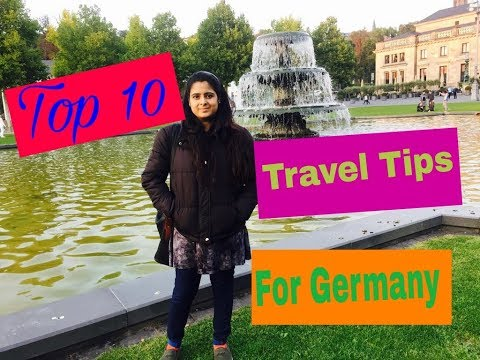 10 TRAVEL TIPS FOR GERMANY/THINGS TO CARRY IF YOUR COMING FROM INDIA/life in germany