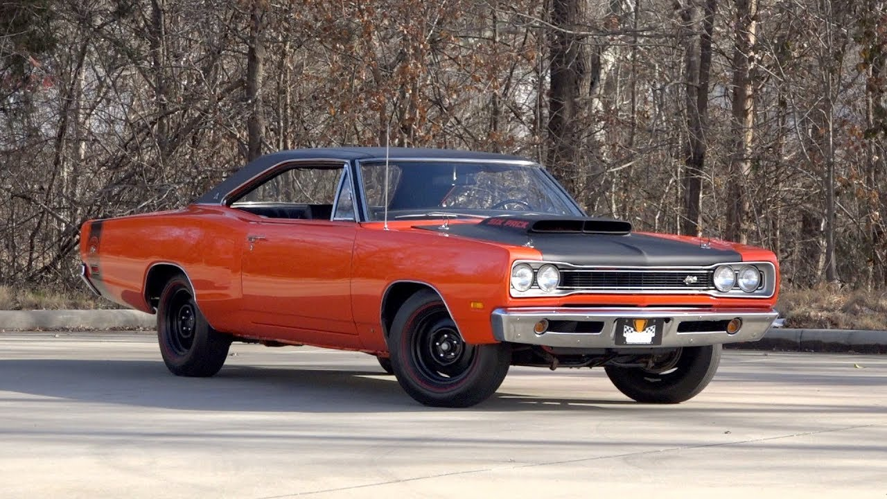 1969 1/2 Dodge Coronet Super Bee FOR SALE / 136352