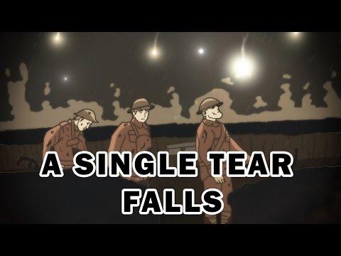 Spirit of ANZAC prize - A Single Tear Falls