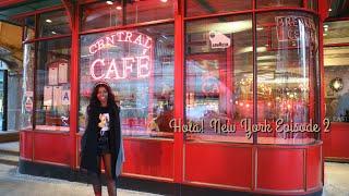 Hola! New York | Episode 2 New Year's Day| Grand Central Terminal | Bar Hopping | Karaoke