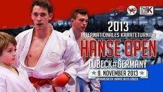 HANSE OPEN 2013 by Karate-Dojo-Lübeck e.V.