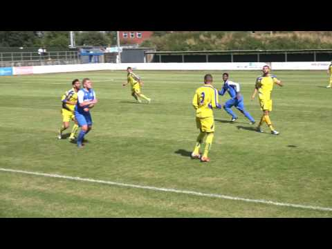 Full match: Redbridge 1-5 Waltham Forest - FA Cup Extra Preliminary Round (6-8-16)