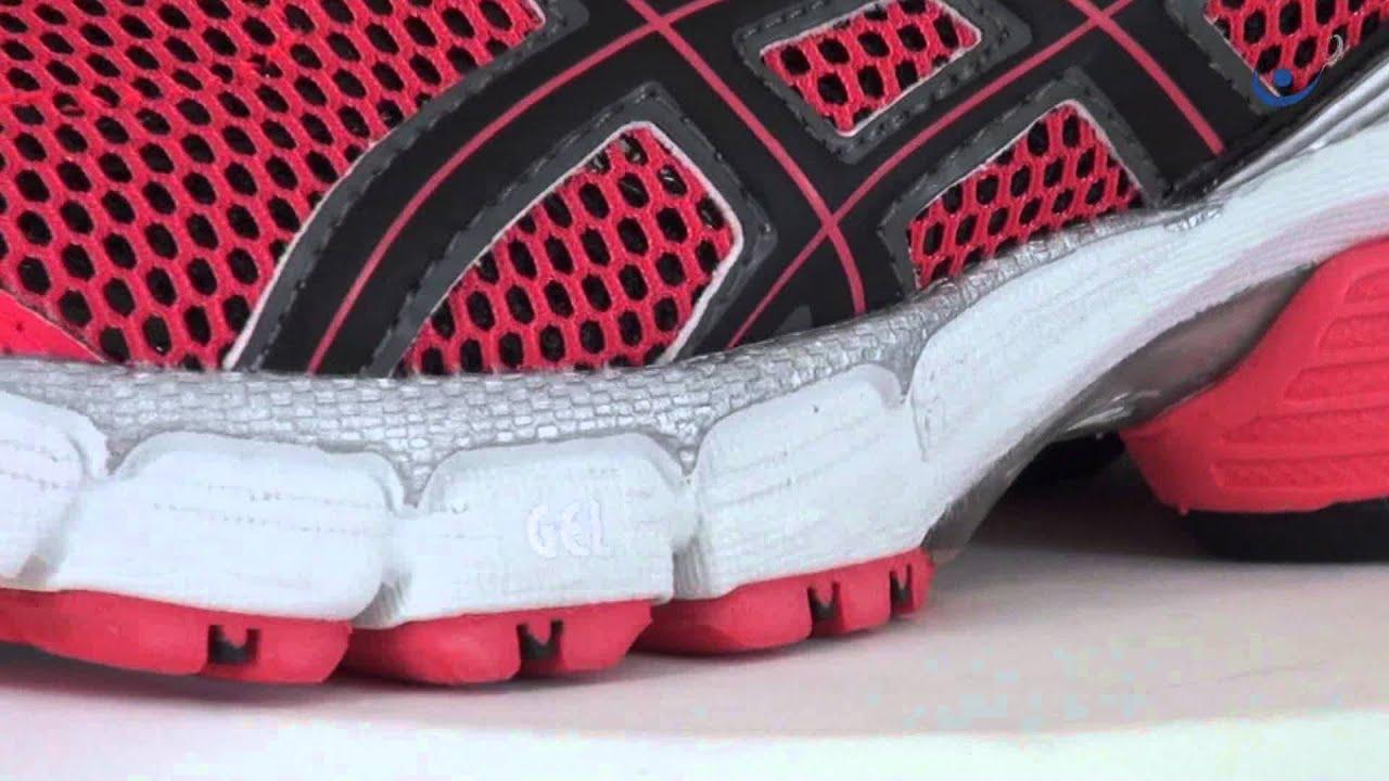 tenis asics pulse 6 rosa