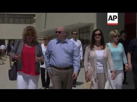 US Mayors visit Cuba