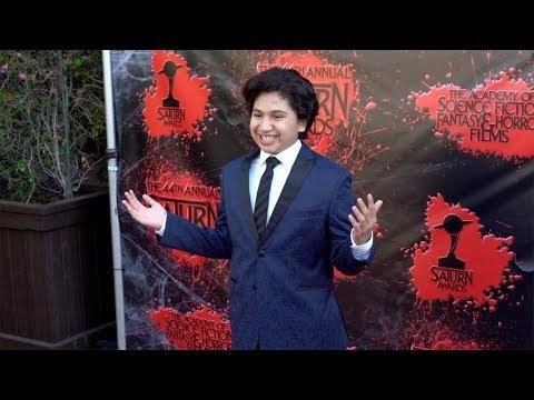 Anthony Gonzalez 2018 Saturn Awards Red Carpet