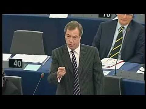 Farage: Meet your new Soviet overlords, Mr Orbán
