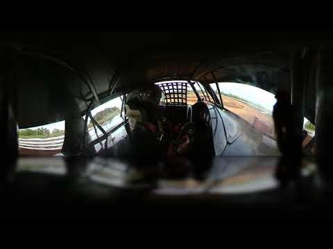 Tj Roush Motorsports midway speedway heat race 2019