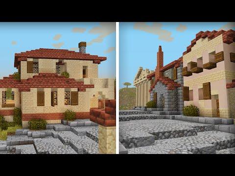 Starting Our Tuscan City! | Minecraft 1.14 Vanilla Survival