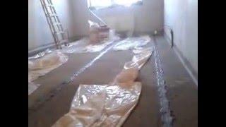 video-заделка борозд в стяжке после извлечения маяков.(, 2015-12-23T13:57:47.000Z)