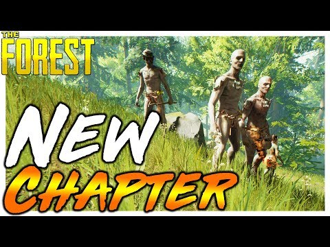 The Forest   NEW CHAPTER   Super Hard Ep.1