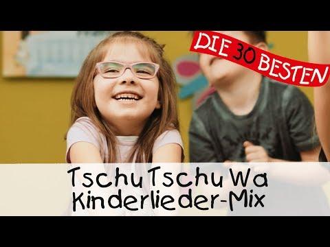Tschu Tschu Wa - Kinderlieder Mix || Singen, Tanzen und Bewegen