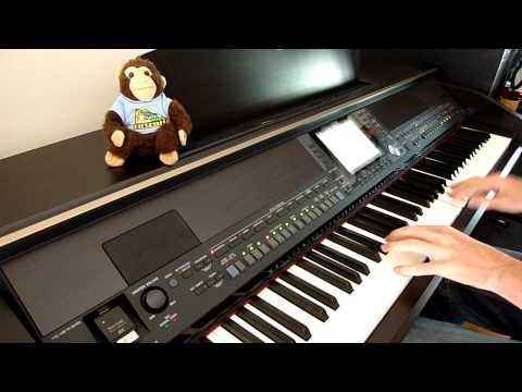Era (Eric Levi) - The Mass (piano cover) [HD]